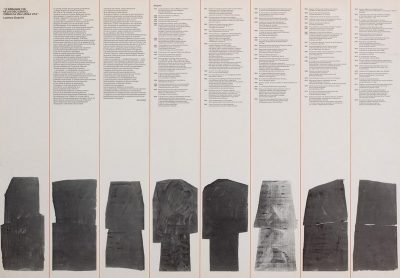 Lorenzo Guerrini: Grandi gouaches 1979