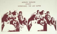 Adolfo Natalini presents Superstudio-The last supper