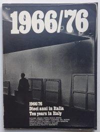 Studio Marconi 1966/76. Dieci anni in Italia. Ten years in Italy