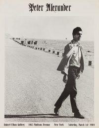 Peter Alexander Robert Elkon Gallery 1969