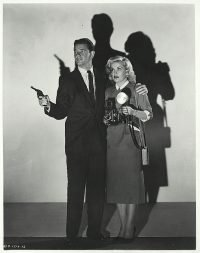 Richard Crenna and Cleo Moore Over-Exposed 1956