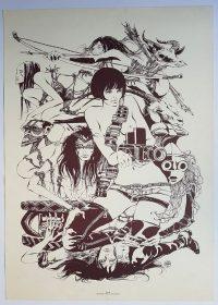 Guido Crepax Valentina, 1969 Milano Libri Edizioni 1024