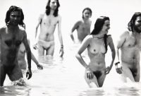 Massimo Vitali | Re Nudo Pop Festival a Zerbo (Pavia), giugno 1972