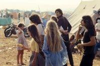 Fausto Giaccone | Festival dell'isola di Wight Agosto 1970