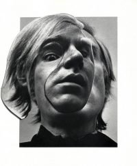 Arnold Newman Andy Warhol 1973