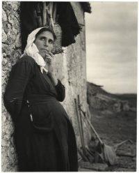 Franco Pinna Badolato Calabria metà anni Cinquanta