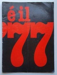 Tano D'Amico E' il '77