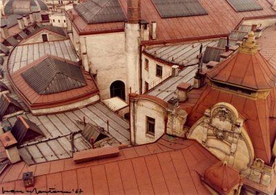 franco fontana- Praga 1967