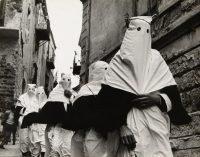 Ferdinando Scianna Processione del Venerdì Santo a Collesano Palermo 1963